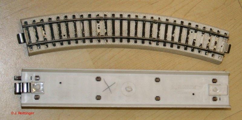 Kleinbahn - Schienenmaterial SchiKB521c
