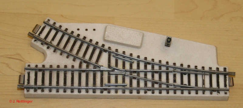 Kleinbahn - Schienenmaterial WeiKB53c